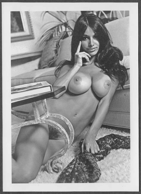Joyce Gibson Totally Nude Huge Breasts Hairy Pussy New Reprint X Jg