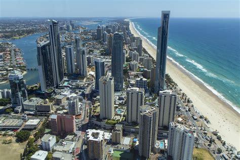 gold coast city    ultra hd fond decran