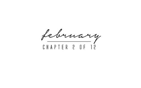 February, Chapter 2 Of 12 Pictures, Photos, and Images for