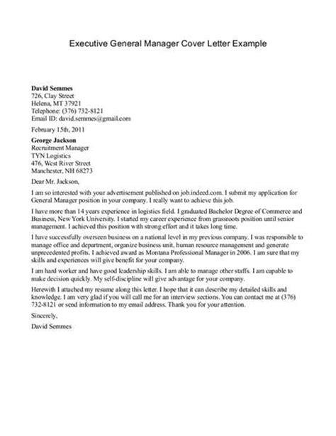 General Clerk Cover Letter Resume by General Cover Letter Sle
