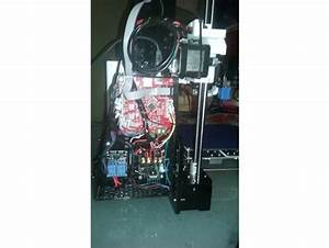 Anet A8 Mainboard Case With Mosfet And Relay Plus Rpi