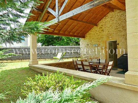 location chambre avec privatif charmante maison en avec terrasse couverte sarlat