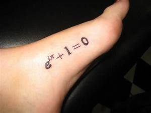 19 Unique Math Tattoo Images  Pictures And Designs Ideas
