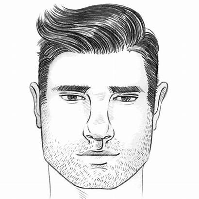 Face Shape Square Hair Hairstyles Haircuts Faces