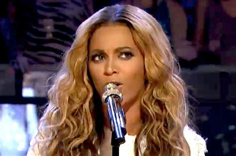 Beyonce Perfoms 'Best Thing I Never Had' On 'Jimmy Fallon ...