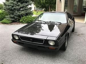 Lancia Scorpion S2  1977 For Sale