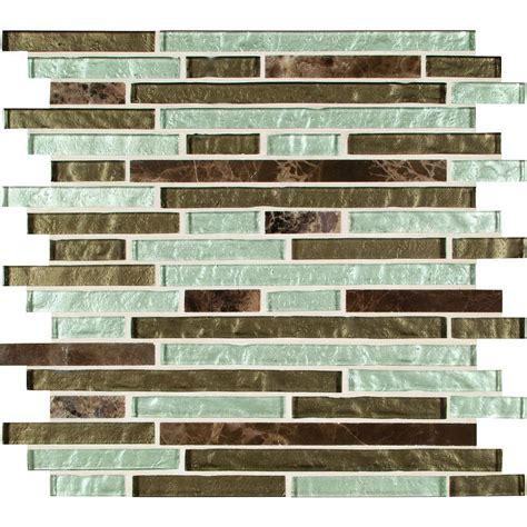 home depot mosaic tile ms international celestine blend interlocking 12 in x 12