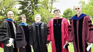 Dean's Scholarly Achievement Awards Presented to Five ...