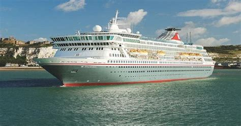 Fred. Olsen Cruise Lines launches inaugural 'Authentic ...