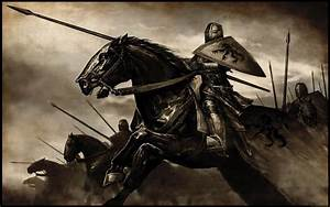 Knights Horses Wallpaper 1920x1200 Knights, Horses ...