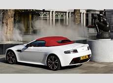 Aston Martin V12 Vantage Roadster $430,000 for limited