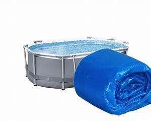 Bache À Bulles Piscine : bache piscine a bulle ovale ~ Melissatoandfro.com Idées de Décoration