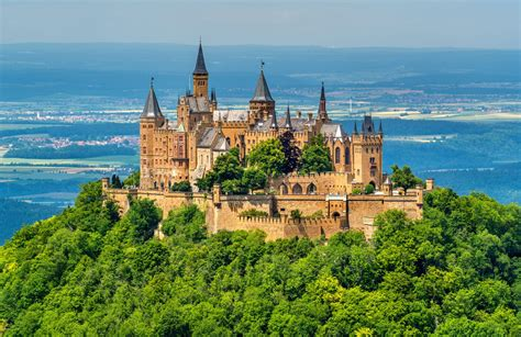 beautiful castles  germany road affair