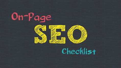 On Page Seo by On Page Seo