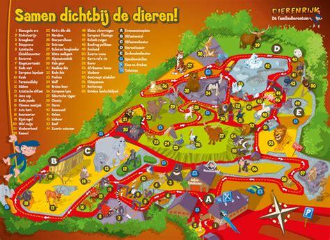 dierenrijk nuenen plattegrond
