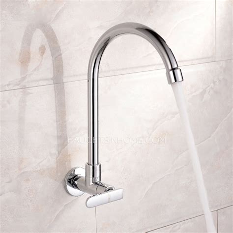 kitchen faucet discount discount rotatable wall mount kitchen faucet for cold water