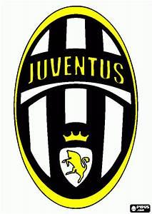 Juventus Colorier Imprimer Juventus