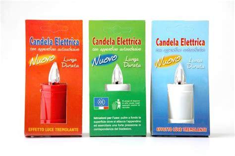 candele a batteria candele a batteria con supporto adesivo durata 70 giorni