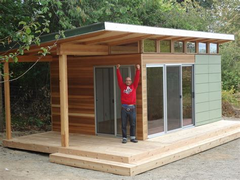 Shed Roof Cabin Plans  Musicdna