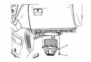 Service Manual  How To Remove Heater From A 2007 Saturn