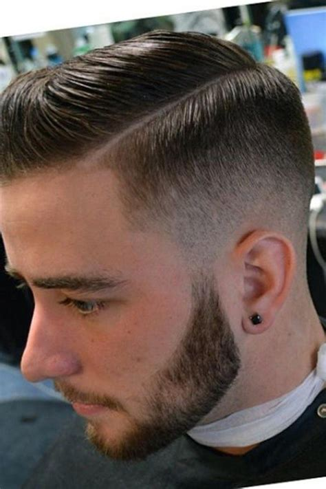 taper haircut trends for men
