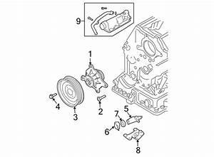 Volkswagen Passat Engine Coolant Thermostat Kit  4 0 Liter