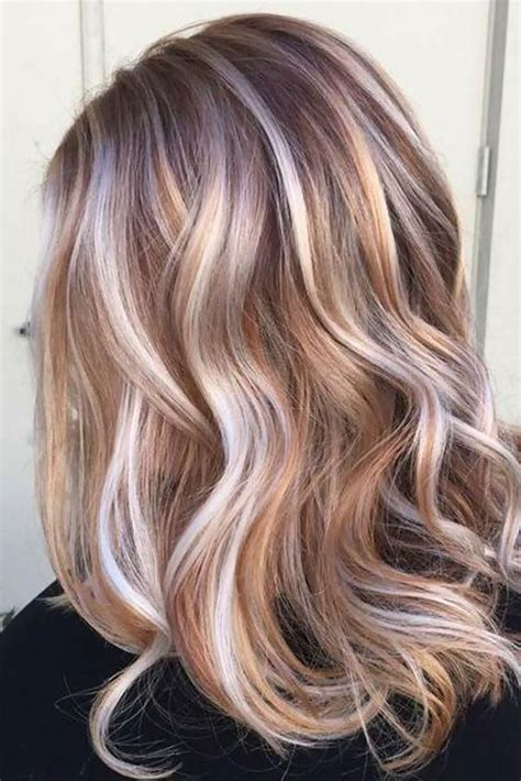 Lowlights For Light Brown Hair by 70 Light Brown Hair Color Ideas