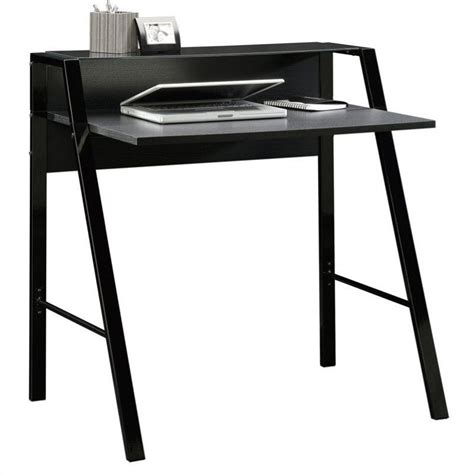 studio rta beginnings desk in black finish 412883