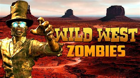 wild west zombies call  duty zombies mod zombie games