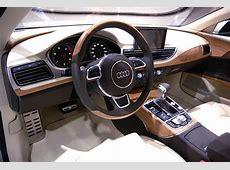 2012 Audi A7 Wow!