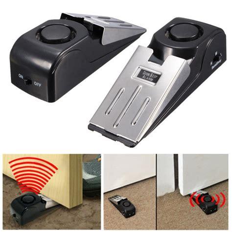 door stop alarm door stopper security alarm sensor changing products