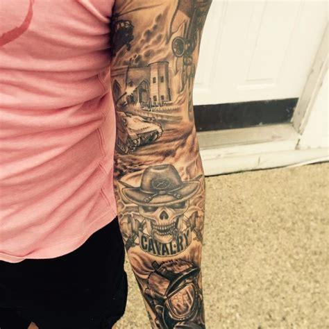 incredible full sleeve tattoo ideas