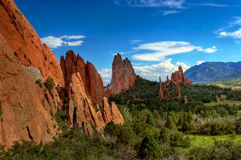 Garden Of The Gods Images by Garden Of The Gods