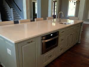 microwave in island in kitchen island with built in microwave drawer