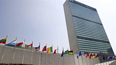siege de l onu la palestine va pouvoir déployer drapeau au siège de l 39 onu