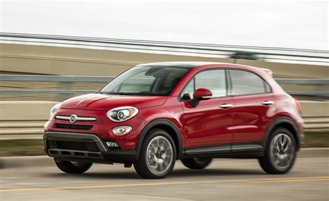 Fiat 500 X Review by 2017 Fiat 500x Review Car And Driver