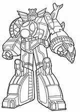 Coloring Gundam Pages Robot Colouring Rangers Power Boy Mobile Suit Google Boys Stuff Ninja Megazord Wing Sheets Fighter Ranger Printable sketch template