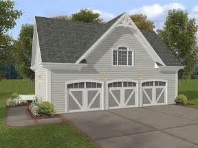 Inspiring Car Garage Plans Photo by 3 Car Garage Plans Three Car Garage Loft Plan With