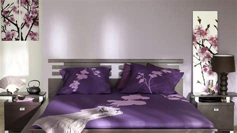 conseil d 233 coration chambre violet