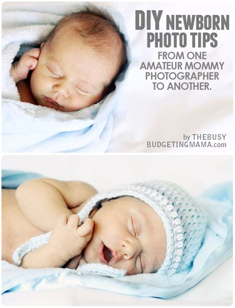 Diy Newborn Photo Tips From One Amateur To Another At