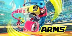 Podras Jugar ARMS Por Todo El Fin De Semana Gratis Gamer