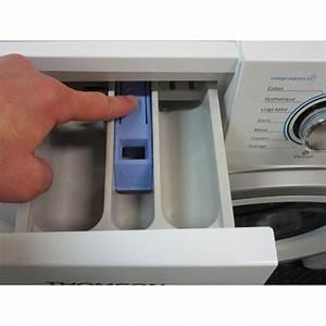 Bac A Laver : test thomson darty tw814 lave linge ufc que choisir ~ Melissatoandfro.com Idées de Décoration