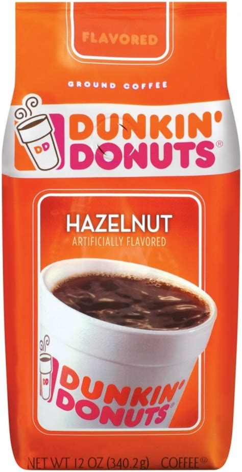 Add a big tablespoon of coffee to your filter for every 6 ounces (180 ml) of water. Dunkin Donuts Hazelnut Coffee 340g (12 oz) - American Food Store