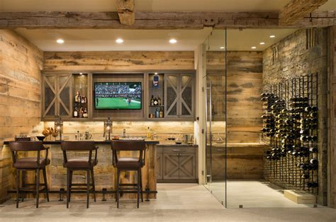Home Bars Design Ideas by 16 Rustic Home Bar Designs That Will Customize