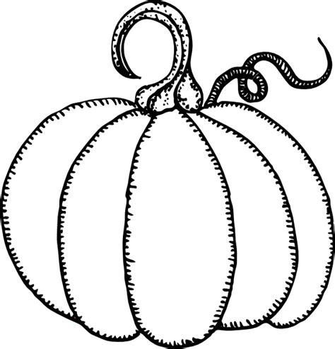 pumpkin outline clip art  clkercom vector clip art