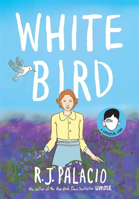 white bird   story written  illustrated
