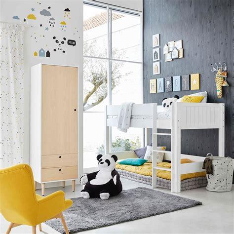 chambre bébé noir et blanc maisons du monde 10 chambres bébé enfant inspirantes