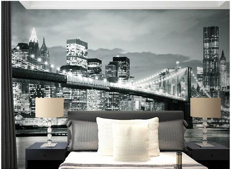 New York City Bedroom Requirements New York City Wallpaper For Bedroom Photos And