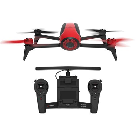 parrot bebop  drone  skycontroller red pf bh photo