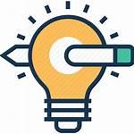 Objective Icon Define Goal Aim Idea Definition
